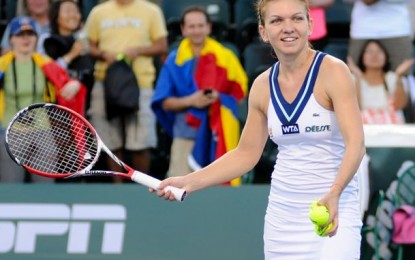 Cea mai buna jucatoare de tenis in 2014