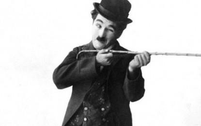 Ce nu stim despre Charlie Chaplin