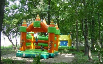 Parcuri de distractii pentru copii si parinti