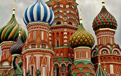 O excursie la Moscova