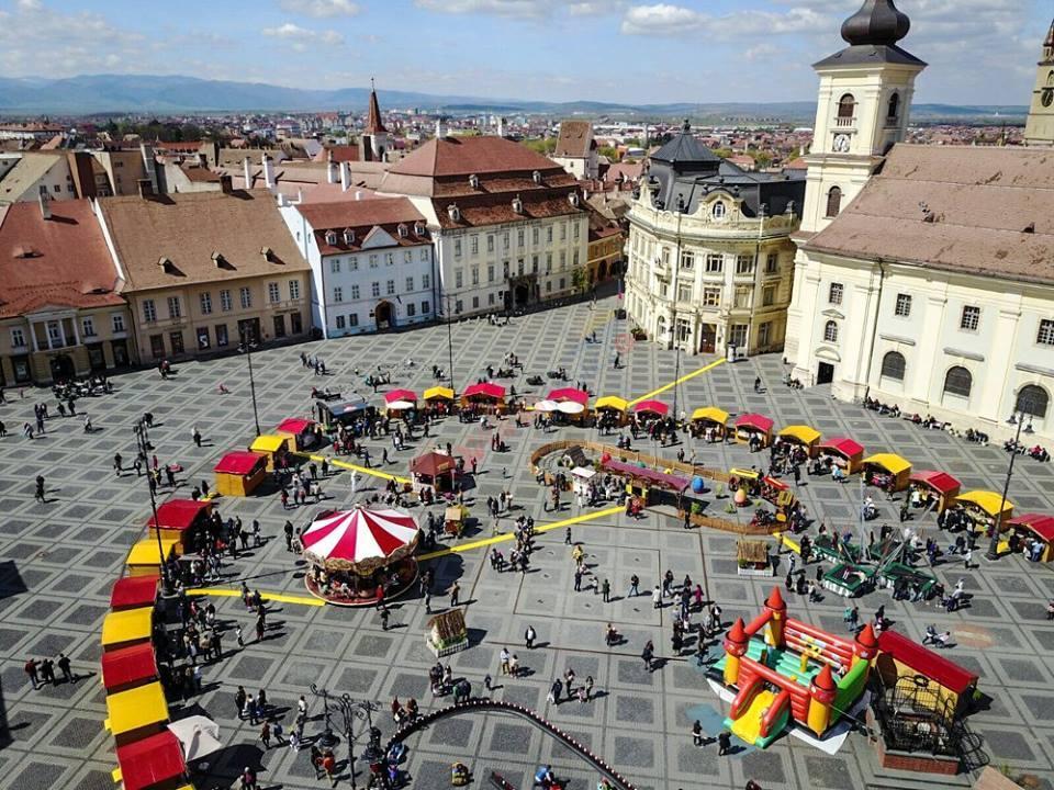 Ce facem in luna Aprilie in frumosul Sibiu?