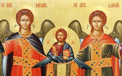 Sarbatoarea Sfintilor Arhangheli Mihail si Gavril