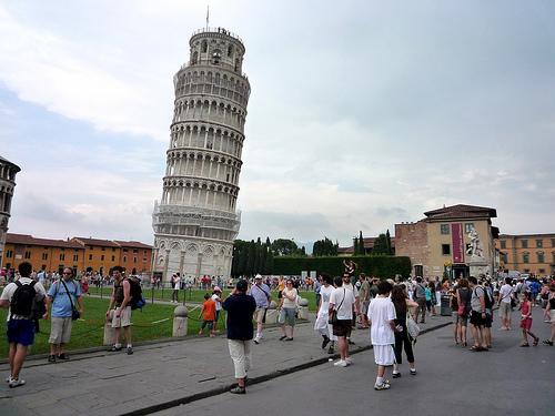 Ce nu stim despre Turnul din Pisa