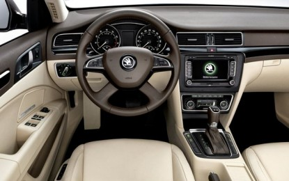 Skoda Superb – hit-ul ceh in 2015
