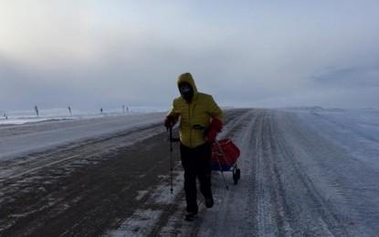 Romania la cel mai greu maraton din lume
